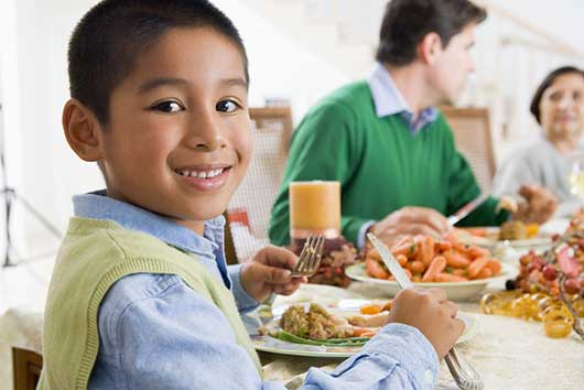 Keys to Successful Sit-Down Family Dinners-MainPhoto