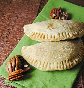 National Empanada Day: Sweet Potato Pecan Empanadas