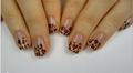 Valentine's Day Leopard Mani Tutorial