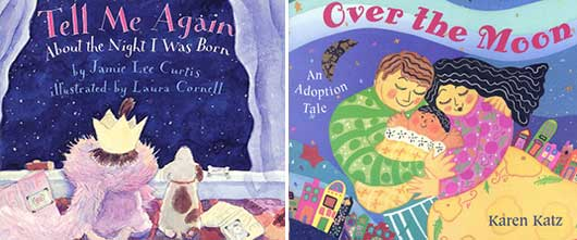 10 Great Picture Books Celebrating Adoption & Multicultural Families-Photo2