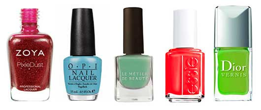 Mamiverse Beauty Trends for Spring-Nails