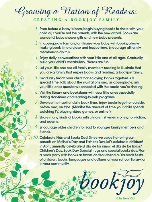 Celebrate El Día de los Niños, El Día de los Libros/Children's Day, Book Day on April 30