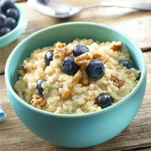GOYA-Breakfast Quinoa With Blueberries-MainPhoto