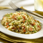 GOYA-Herbed Quinoa Pilaf with Pine Nuts