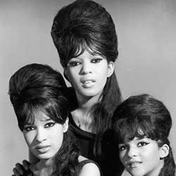 10 Iconic & History Making Hairstyles-The Ronettes, Beehive