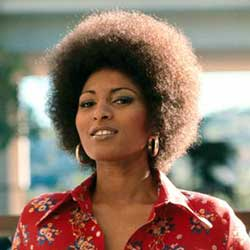10 Iconic & History Making Hairstyles-Pam Grier, Afro