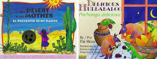 Latina Author & Poet Pat Mora Talks About Poetry for Children-Books