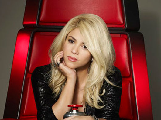 Shakira Leaving 'The Voice' to Be with Baby Milan-MainPhoto