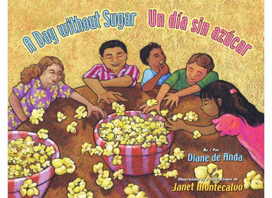 Enter to Win Your Free Copy of the Bilingual Picture Book 'A Day without Sugar!'