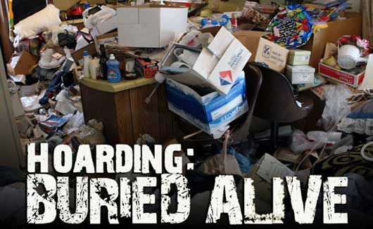 Pack Rat Day: How to Not Be Featured on 'Hoarders'