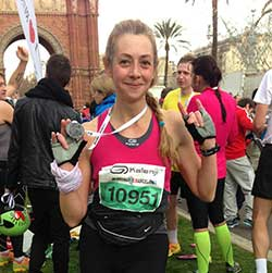Stories of 7 Women Who Run to Feel Good-Gemma Salas