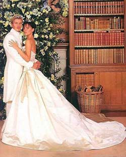 All-Time Over-the-Top Celebrity Weddings-Photo2
