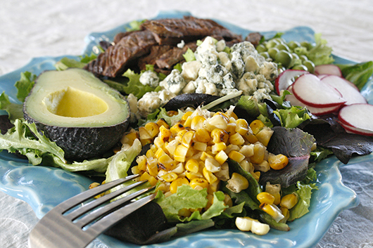 Presley-Father's Day Grilled Corn Salad-MainPhoto