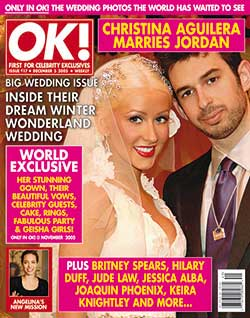 Top 10 Over-the-Top Celebrity Weddings-Photo3