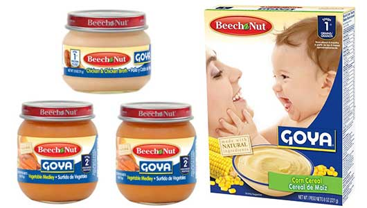 Traditional Latino Flavors in New Baby Food? They Exist!