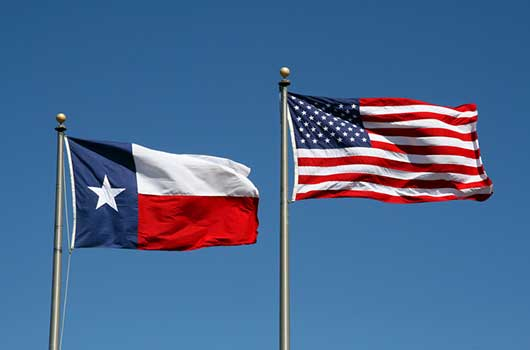 Texas Flag - Fun Facts About Texas