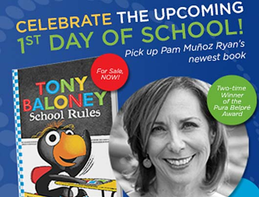 Pam-Muñoz-Ryan's-New-Book-Helps-Kids-Embrace-the-First-Day-of-School-FeaturePhoto