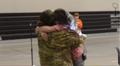 Army Mom's Birthday Surprise