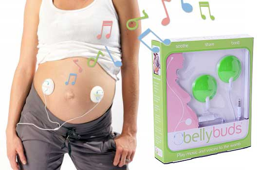 Bond with Your Unborn Baby with Belly Buds-MainPhoto