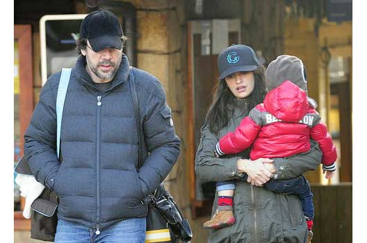 CelebScoop-Cruz and Bardem Welcome Baby Number Two-MainPhoto