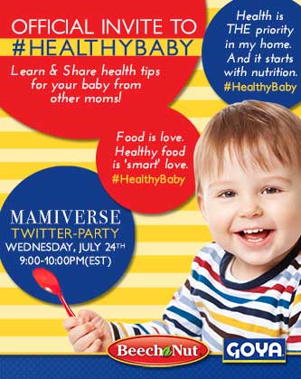 #HealthyBaby Twitter Party-SliderPhoto