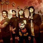 Mexican-American Band Pierce the Veil Rocks Its Way to Stardom-MainPhoto