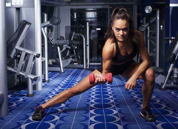 After a long hiatus, a one-time fitness devotee jumps back on the workout bandwagon, and remembers all the great things to love about exercise.