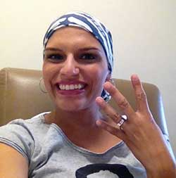 By Sharing My Cancer, I Replaced Fear with Hope-Photo2