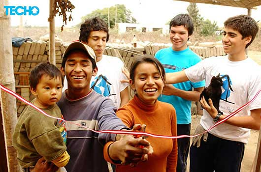 TECHO Building a Poverty-Free Future for Latin America-Photo3