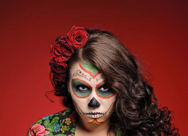 For Mexicans Day of The Dead is Not a Morbid Celebration-SliderPhoto