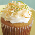 Gluten-Free Lime Cupcakes-MainPhoto