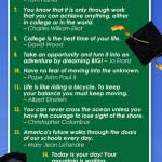 Inspirational Quotes to Send Your Kids Off to College ...