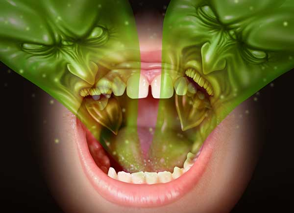 Bad Breath; How to Combat It!-SliderPhoto