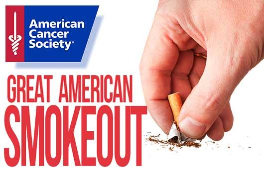 Great American Smoke Out-MainPhoto