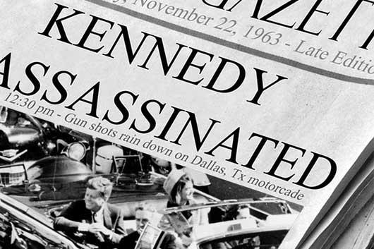JFK Assassinated 50 Years Ago-MainPhoto