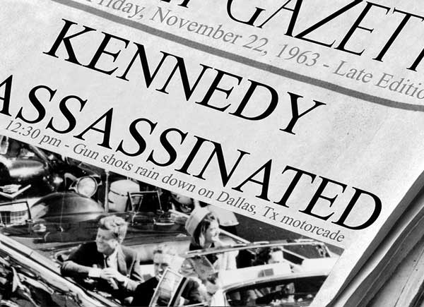 JFK Assassinated 50 Years Ago-SliderPhoto