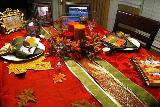 Thanksgiving Treats & Decorating Ideas-Photo2