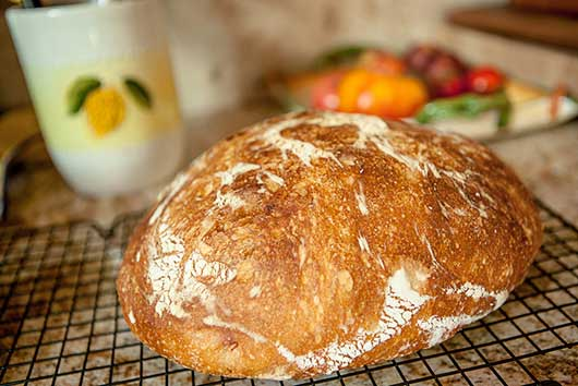 Fresh Baked Bread for the Holidays-MainPhoto