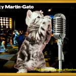 Ricky Martin-Gato-Proud Dad & Icon!-SliderPhoto