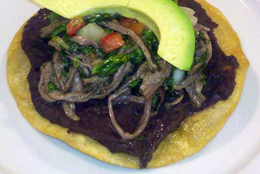 CIA New Year Rising Star Chef Shares Beef Salpicón Tostadas Recipe-MainPhoto