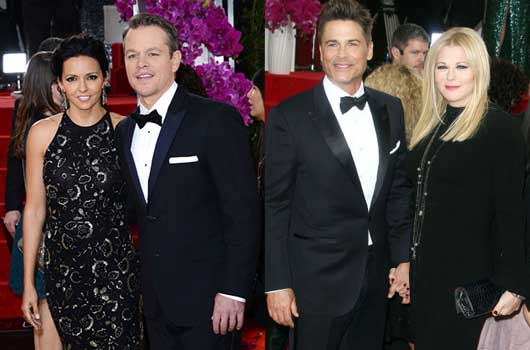 Celeb Parents Spotted at the Golden Globes Awards-MainPhoto