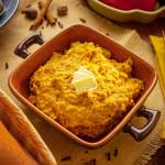 Gingerbread Spiced Sweet Potato Plantain Mash-MainPhoto