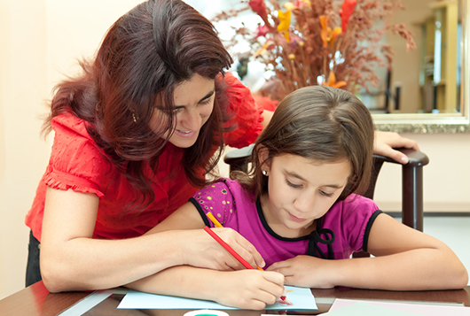 How to Help Your Child with Homework-MainPhoto