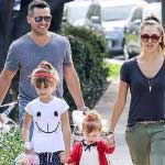 Jessica Alba Spotted at The Playground With Her Kids-MainPhoto