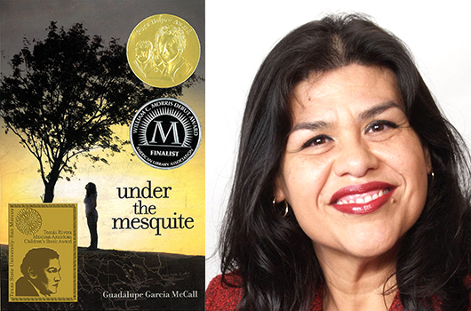 Garcia McCall's Under the Mesquite Honored by YALSA-MainPhoto