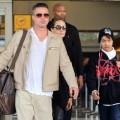 CelebScoop-Brad Pitt A Traveling Dad-MainPhoto