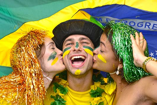 Brazil is Happiest Place on Earth-MainPhoto