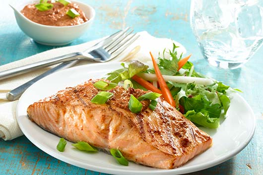 Cooking for Lent Ancho Honey Glazed Salmon-MainPhoto