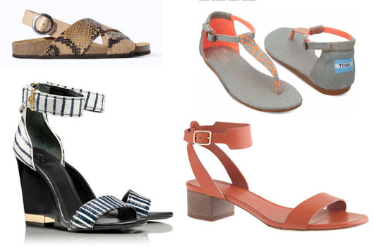 Favorite Spring Sandals from Robyn Moreno-Photo2