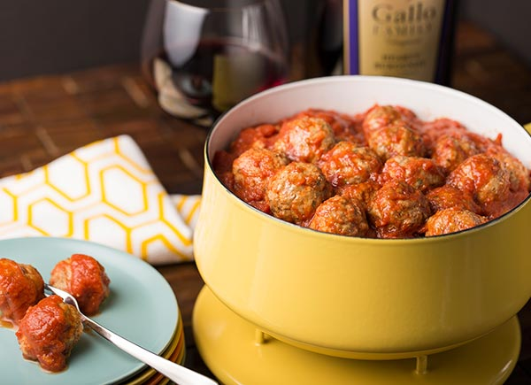Having a Ball on National Meatball Day-SliderPhoto